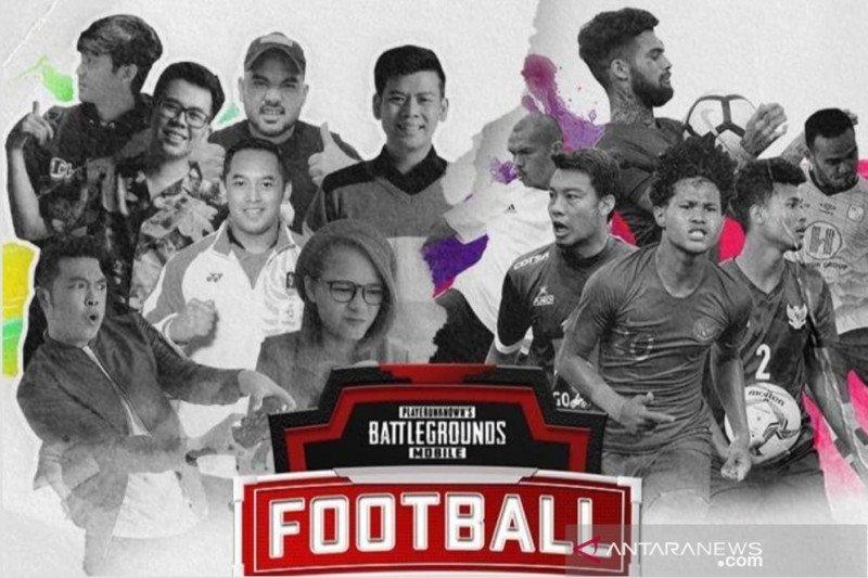 Liga libur, pesepak bola Indonesia ramaikan turnamen esports PUBG