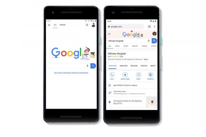 Google tambah fitur baru di