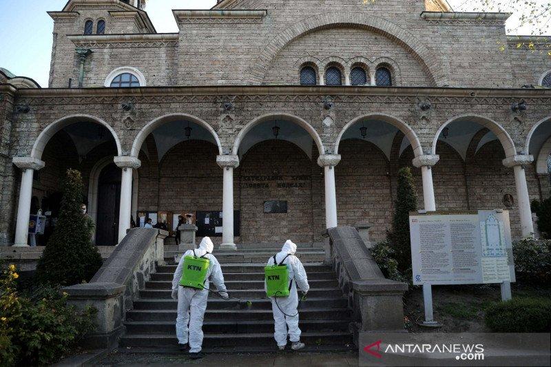 Kasus COVID-19 di Bulgaria capai rekor tertinggi harian baru