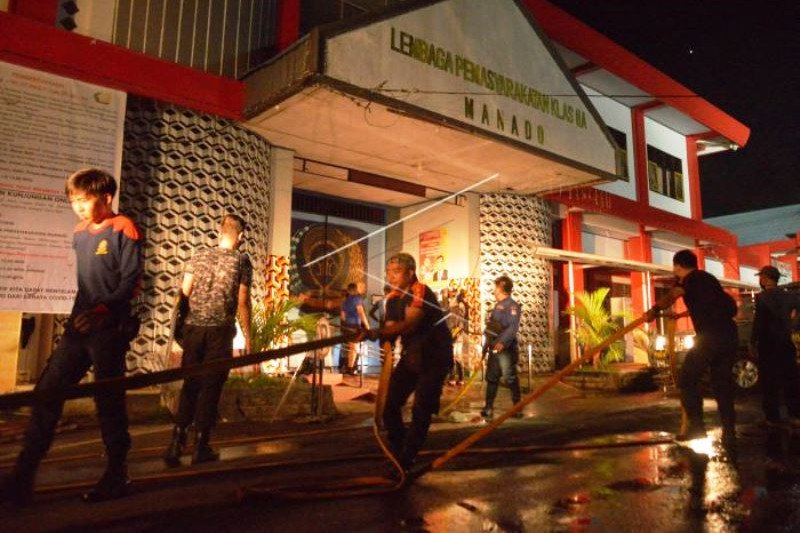 Kerusuhan Lapas Manado