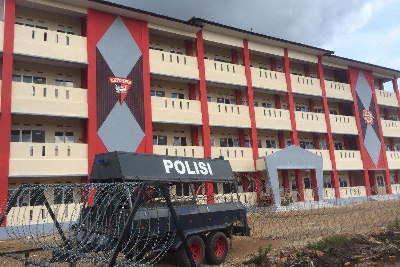 Polda Kalbar siapkan Flat Brimob tempat karantina cegah COVID-19