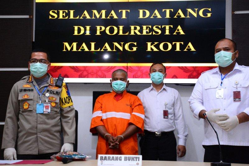 Polisi tangkap pelaku pencabulan tiga anak di Kota Malang