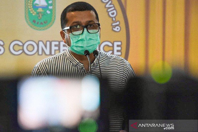 Bisa kurangi 70 persen terkena, warga Riau diingatkan gunakan masker