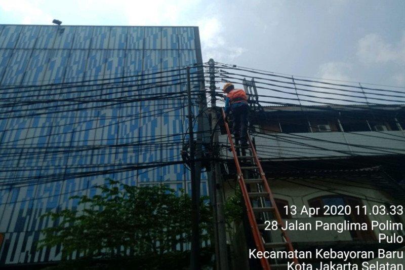 Cek fakta: Benarkah listrik di Jakarta Selatan akan padam karena kabel meledak?