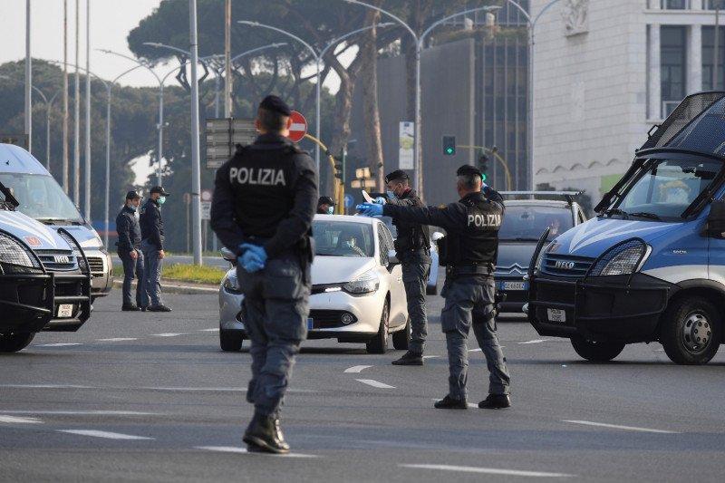Perusahaan Italia jual alat periksa COVID-19 buatan China