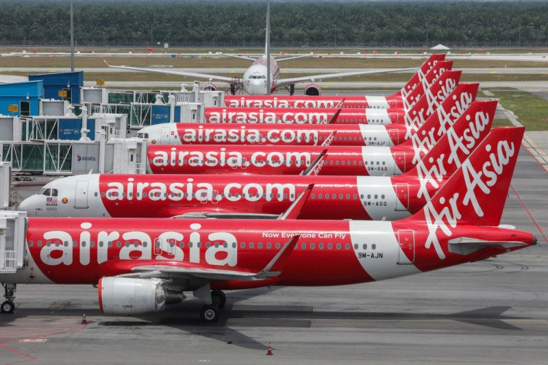 Bernama: AirAsia Malaysia mungkin akan PHK staf