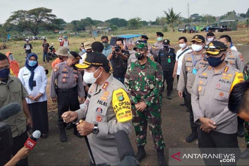 Kapolda Metro yakin masyarakat Jakarta tidak tolak jenazah COVID-19