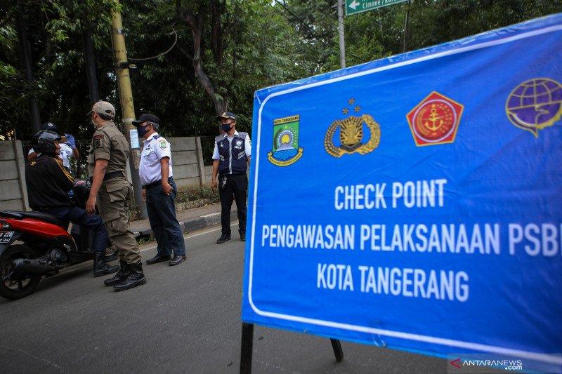 Puluhan petugas-sukarelawan disebar BPBD Lebak-Banten cegah COVID-19