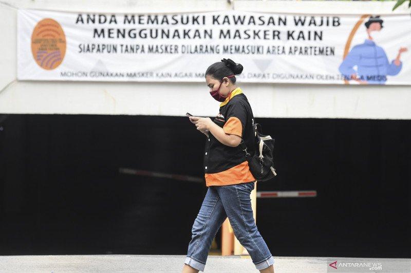 Pasien sembuh COVID-19 Jakarta sebanyak 1.610