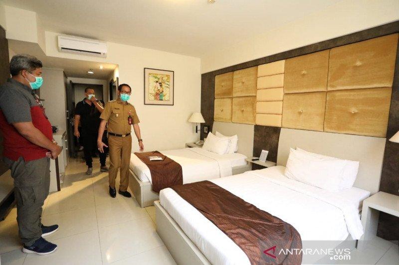 Pemkab Badung siapkan hotel berbintang untuk rumah singgah PMI