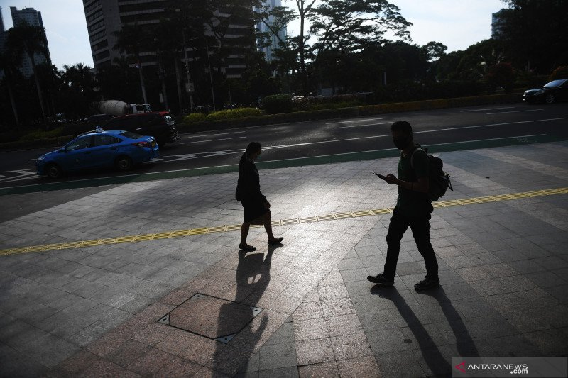 29 perkantoran di DKI Jakarta ditutup sementara karena COVID-19