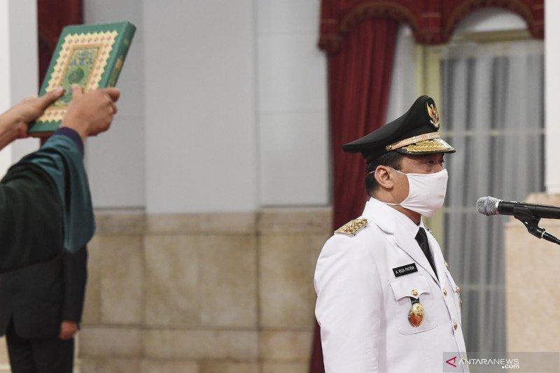 Politik kemarin, anggaran COVID-19 TNI ditambah hingga Ketua DKPP baru