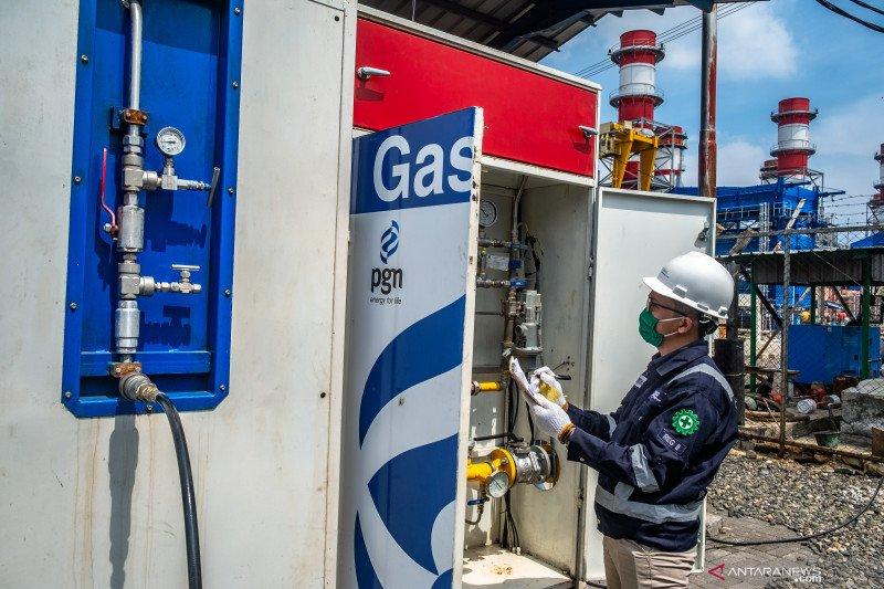 Memetakan dan mengejar jaringan gas pada 2021