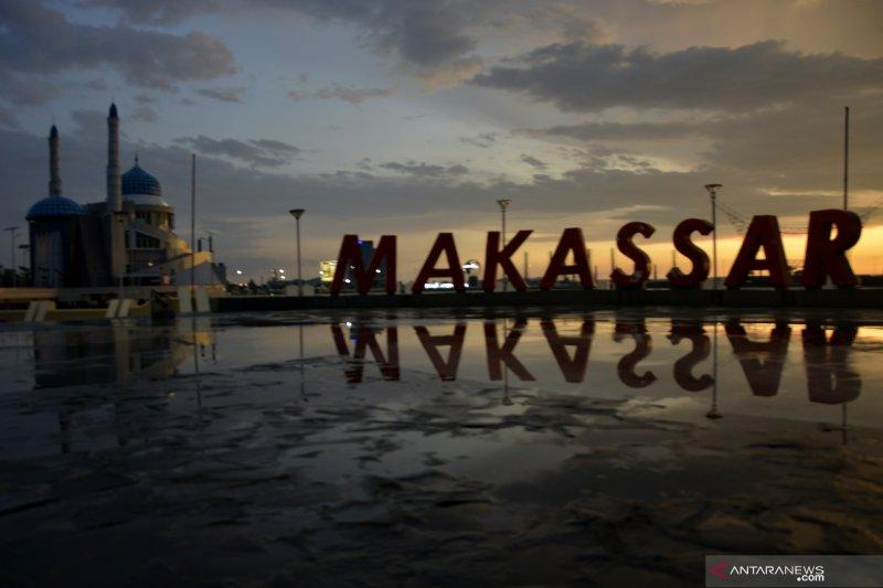 Polisi jaga enam batas kota Makassar ikuti aturan PSBB