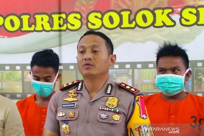 Sembilan warga Solok Selatan tewas tertimbun di lokasi tambang ilegal