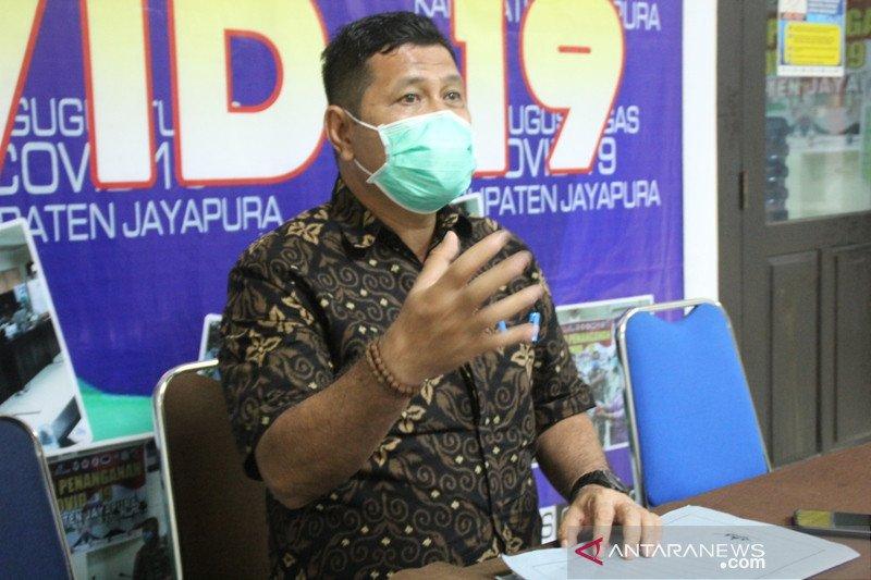 Pasien positif COVID-19 Kabupaten Jayapura bertambah menjadi 21 orang
