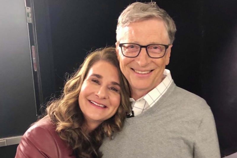 Sudah tahu akan ada pandemi, Bill Gates timbun makanan