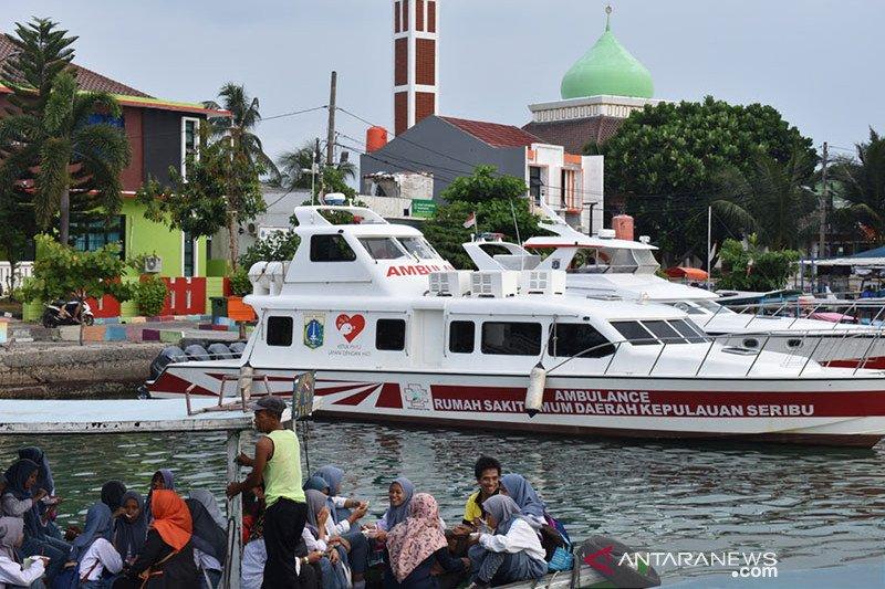 30 warga Pulau Tidung diuji swab