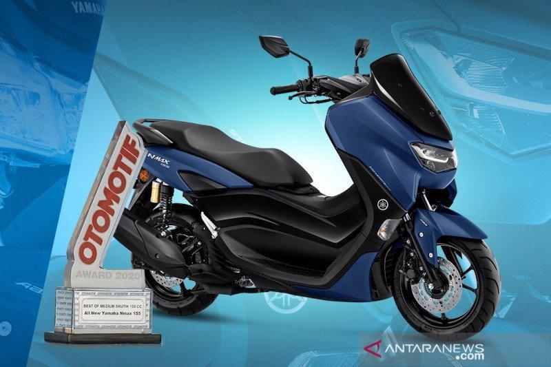 Dengar masukan konsumen, kunci Yamaha NMax dapat penghargaan