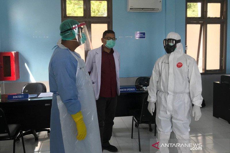 Tenaga medis terinfeksi total kasus  COVID-19 Aceh menjadi 95 orang