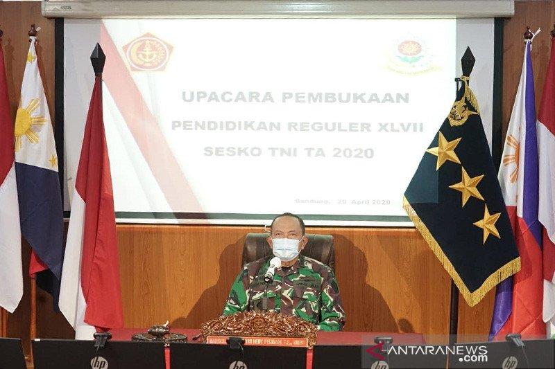 Tangani COVID-19, TNI laksanakan operasi militer selain perang