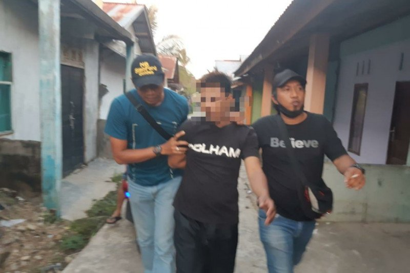 Napi penerima asimilasi di Padang jadi tersangka pencurian gawai
