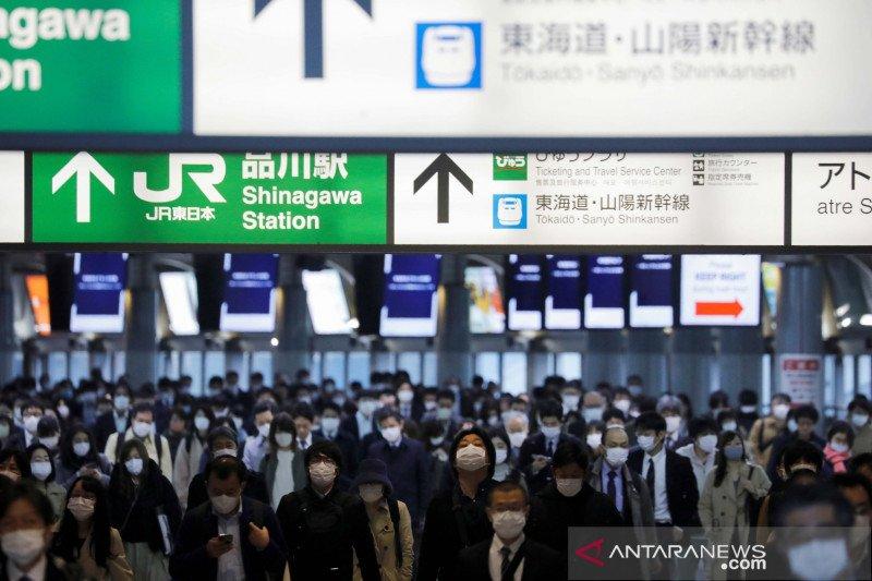 Jepang umumkan keadaan darurat untuk wilayah Tokyo