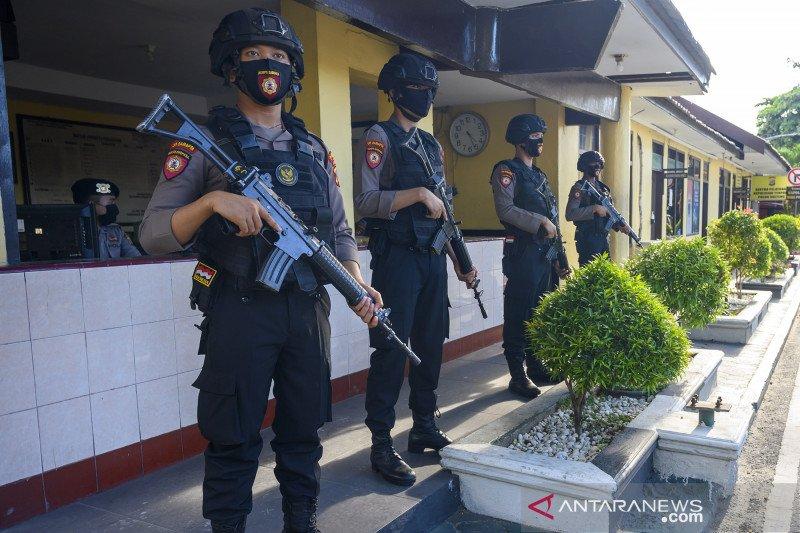 Polri: Situasi kamtibmas di Poso berangsur kondusif