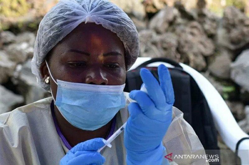 Sebelas dari 17 pasien kasus wabah baru Ebola  di Kongo meninggal