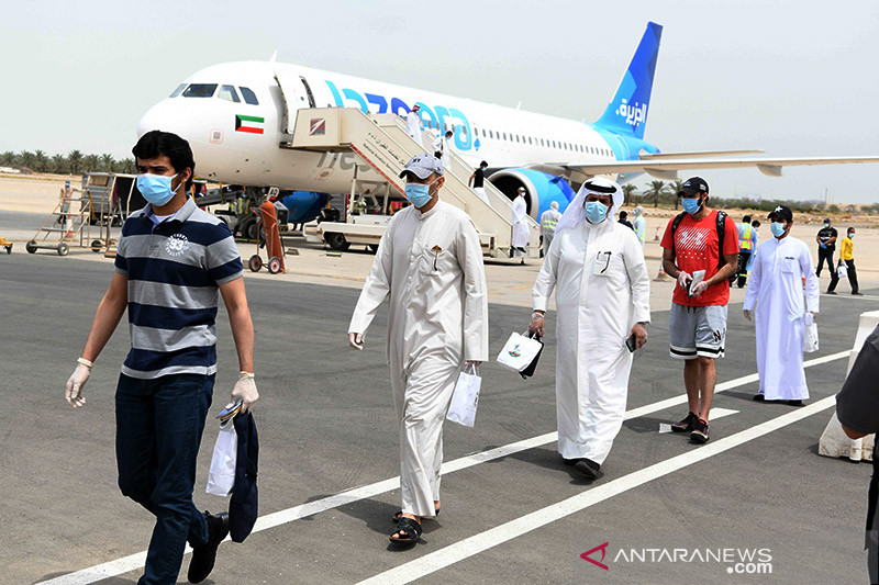 Petugas Kuwait hentikan  kerusuhan pekerja Mesir yang minta pulang