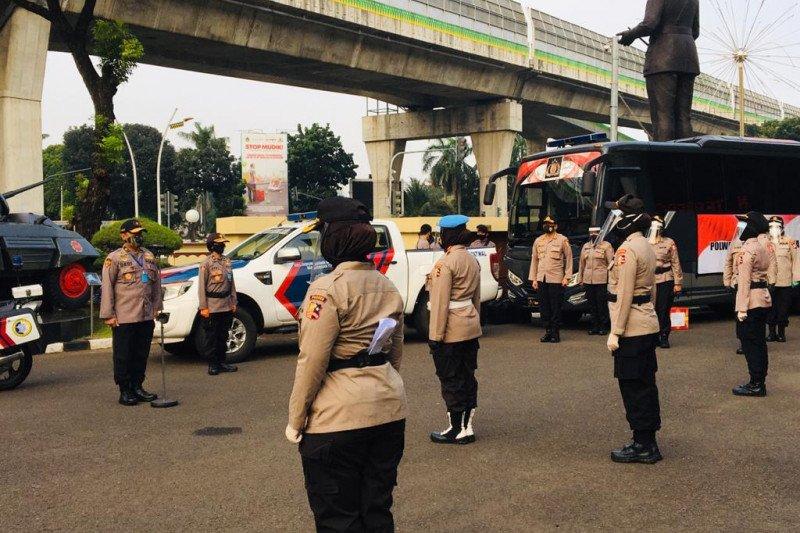 Polri: Polwan di 500 Polres adakan baksos di Hari Kartini