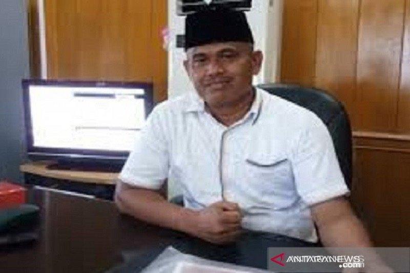 Syamsudin ajukan surat pengunduran diri sebagai Ketua DPRD Inhu
