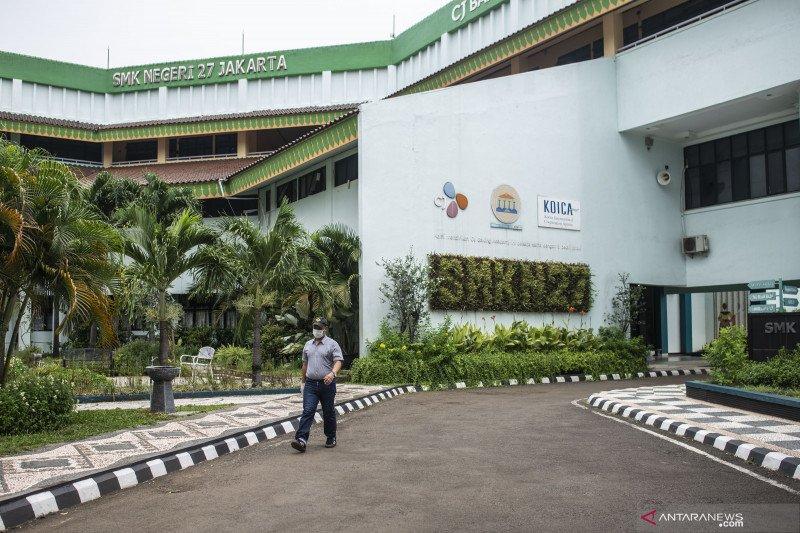 Wagub DKI masih kaji izin pembukaan sekolah dari Kemendikbud