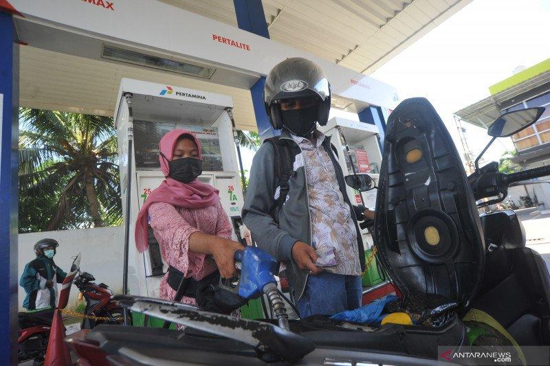 Penerapan BBM ramah lingkungan di Padang bisa dicontoh kota lain