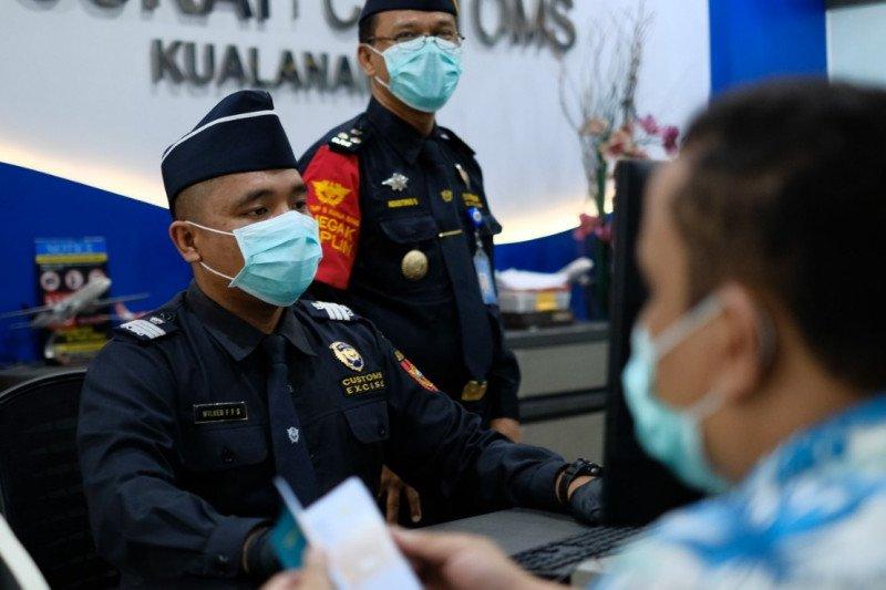 BC Kualanamu: Alat komunikasi dari luar negeri  harus didaftarkan