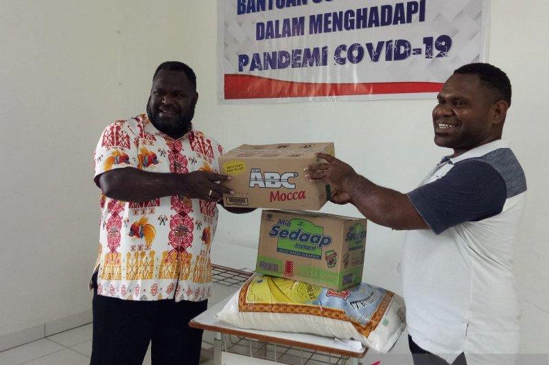 Freeport Indonesia-YPMAK distribusikan bahan pangan untuk masyarakat di Papua