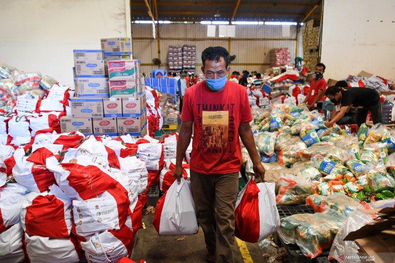 Wagub DKI minta Food Station tetap  laksanakan protokol kesehatan