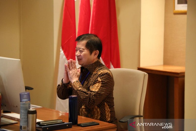Menteri PPN: COVID-19 pengaruhi pencapaian sasaran RPJMN 2020-2024
