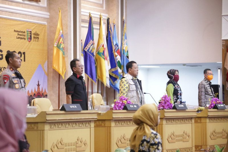 Gubernur Arinal perkirakan ekonomi Lampung tumbuh 2,3 persen