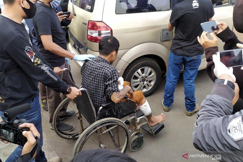 Polisi tembak mati pelaku begal yang melarikan diri di Bandung