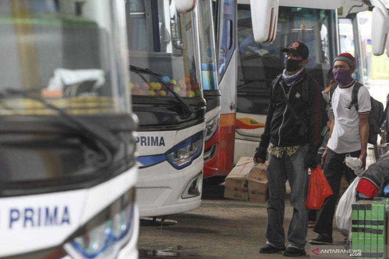 Operasional Terminal Jatijajar Depok dihentikan sementara