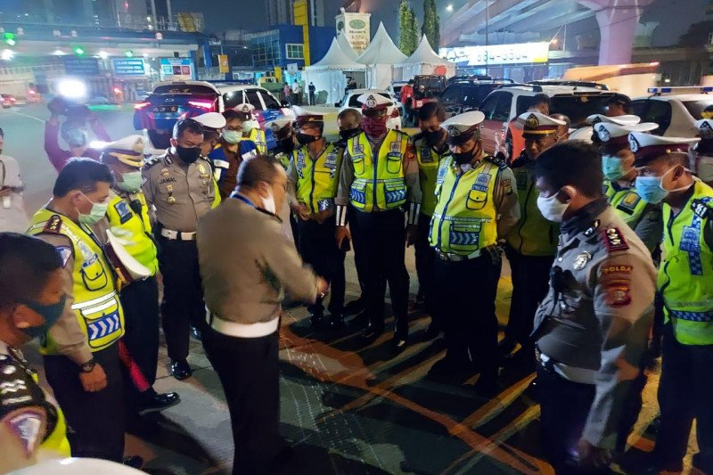 Empat ribu lebih personel disiapkan untuk Operasi Ketupat Jaya 2021