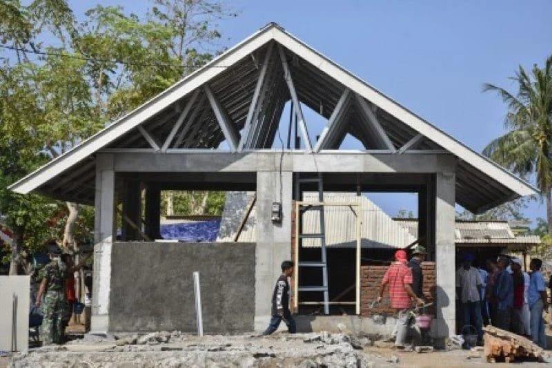 BPBD: Pembangunan RTG di Lombok Barat capai 97 persen