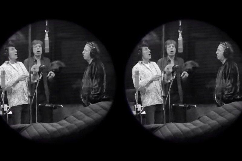 Batal tur, Rolling Stones rilis