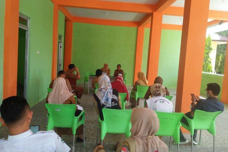 Orang kontak pasien reaktif COVID-19 di Mukomuko-Bengkulu ditelusuri