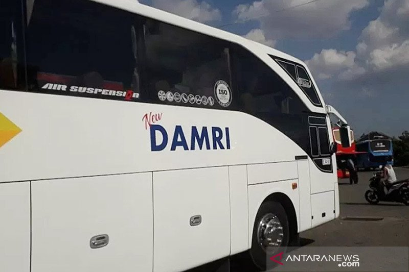 Damri layani pemulangan TKI untuk karantina di berbagai RS Jakarta