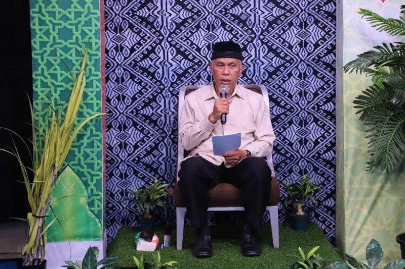 Padang laksanakan Pesantren Ramadhan secara daring bagi siswa SD-SMP
