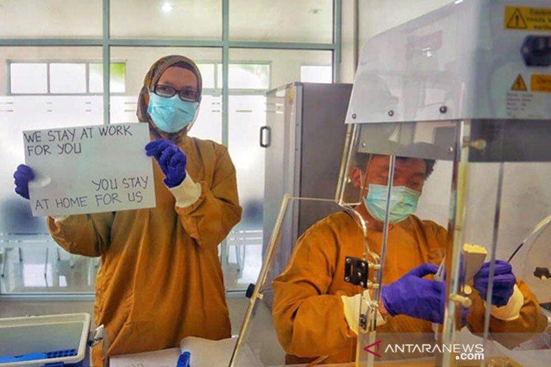 RSUD AA layani tes swab COVID-19 dengan biaya Rp1,7 juta
