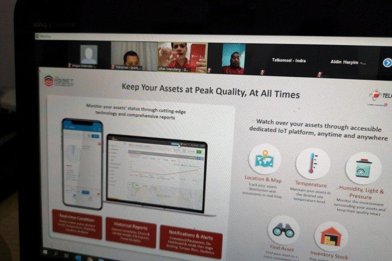 Telkomsel hadirkan solusi berbasis IoT untuk tingkatkan produktivitas