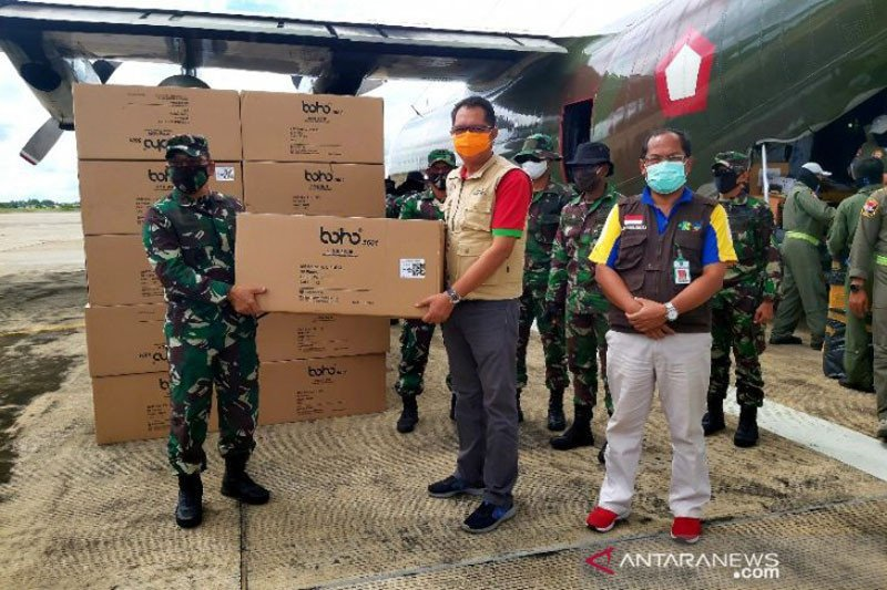 Tangani penanganan jenazah COVID-19 di Kalteng, TNI siap membantu